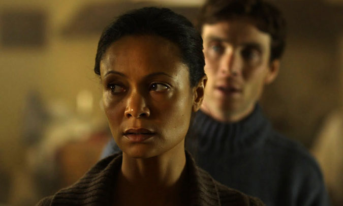 IFTN - Cillian Murphy & Thandie Newton Begin Retreat