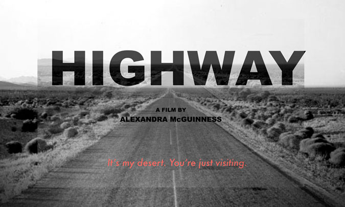 Highway - Thriller (Film) Completion 2017.