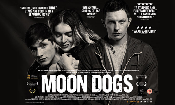 MOON DOGS in Cinemas 1st September