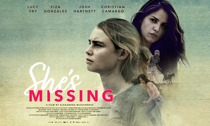 World Premiere of SHES MISSING