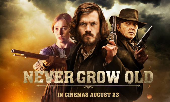 NEVER GROW OLD in Irish Cinemas Now - Where to Watch